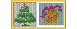 Christmas Pin set 2