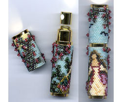 Perfume Atomizer Cover-3-1/2""