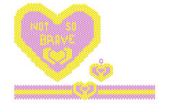 Not So Brave Heart Set