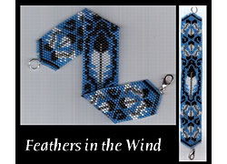 Feathers in the Wind Bracelet