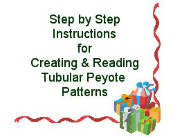 Reading Peyote Patterns: Tubular Peyote