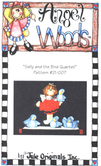 Sally and the Bird Quartet