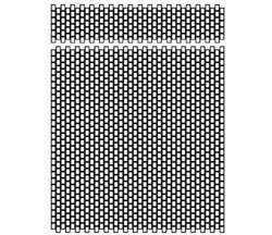 Short Needlecase Graph Paper