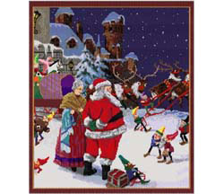 "North Pole ""Medium Tapestry"""