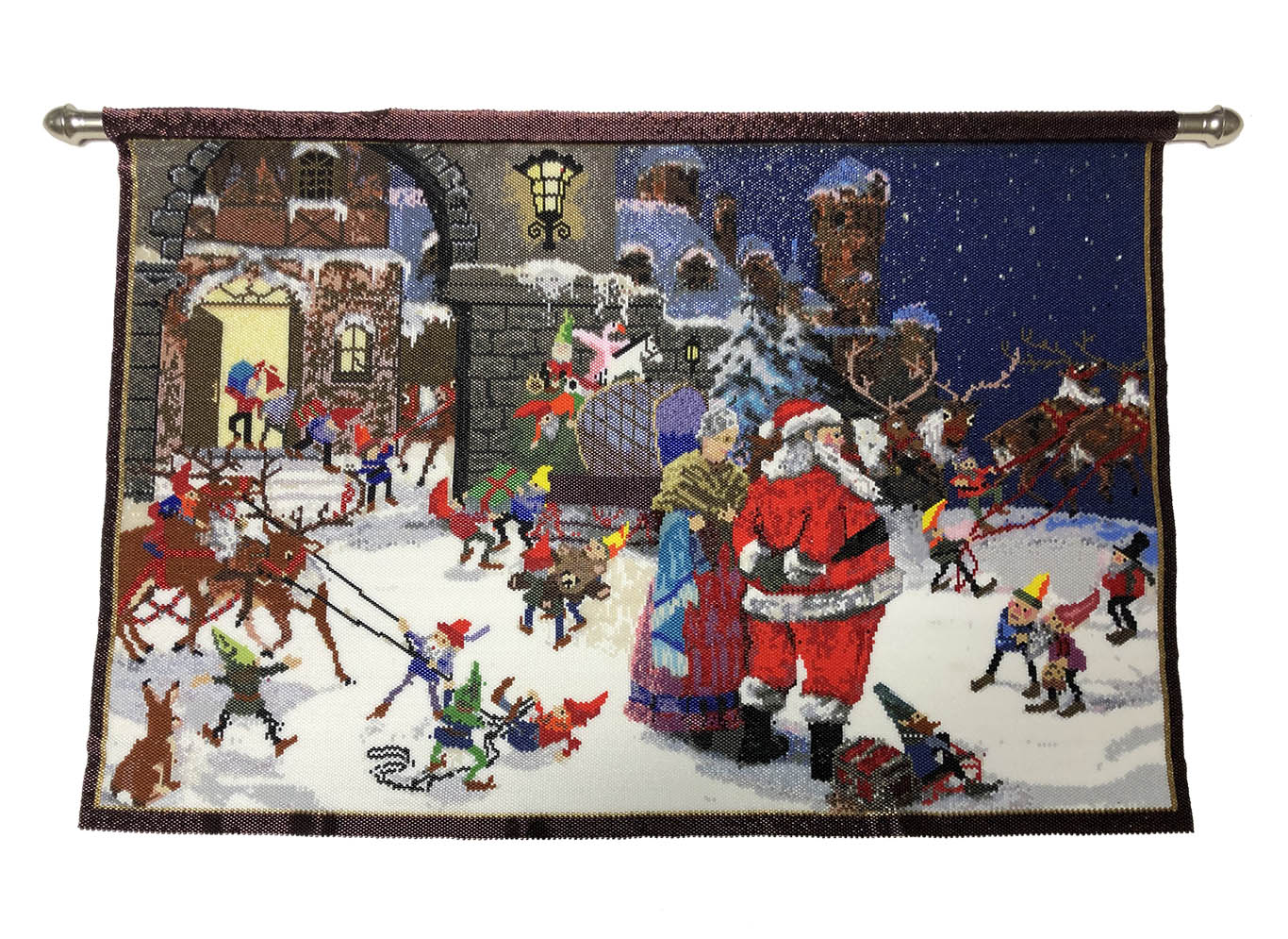 North Pole Full Tapestry