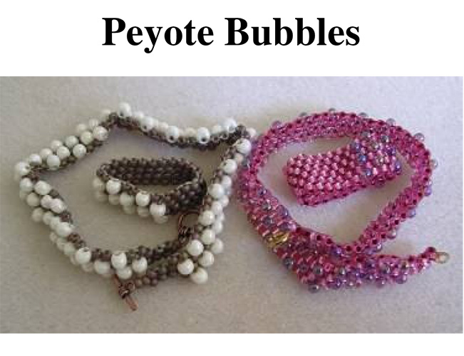 Peyote Bubbles