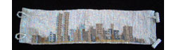 Memorial New York Cityscape Bracelet