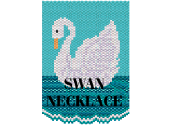 SERENE SWAN NECKLACE