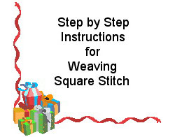 Square Stitch Basics