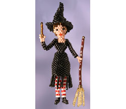 A Little Witch Doll