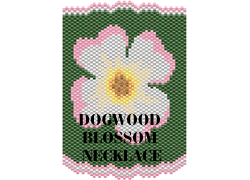 Dogwood Blossom Necklace