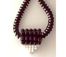 Black & White Jade Rope Enhancer