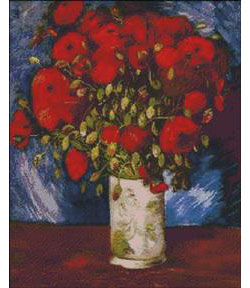 Poppies - Vincent Van Gogh