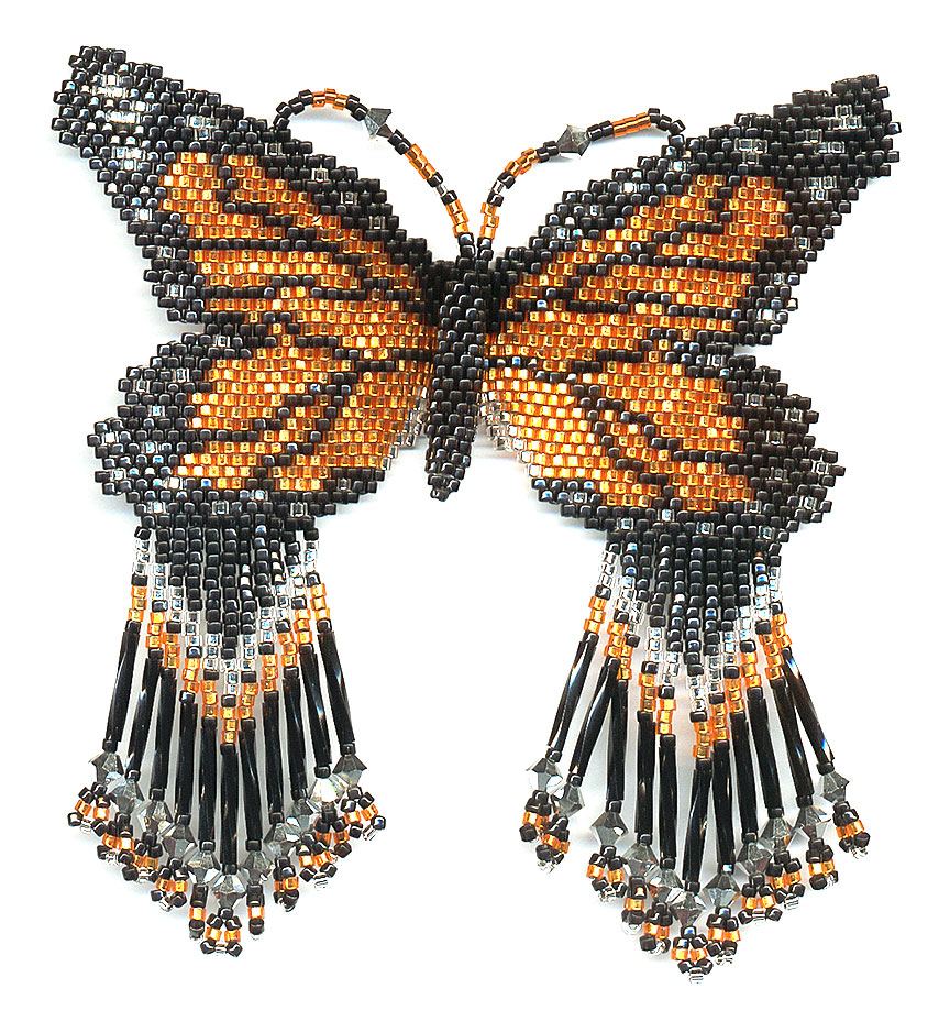 Monarch Butterfly M1 Pattern