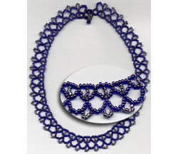 Simple Lace Necklace