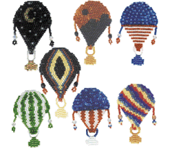 Balloon Pins (Hot Air)