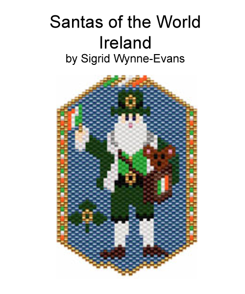 Santas of the World: Ireland
