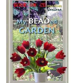 My Beaded Garden Book (Book by Mail)