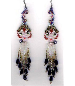 Erte Tribute Earrings