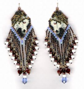 Arab Earrings