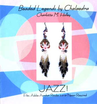 Jazz Earrings on CD
