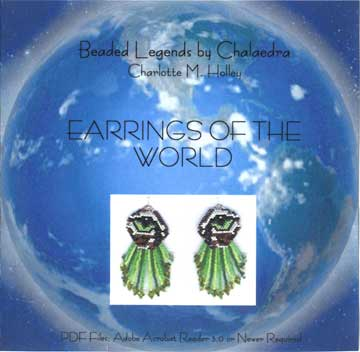 Earrings of the World on CD