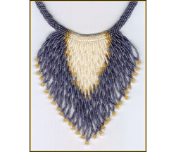 Feather Twist Necklace