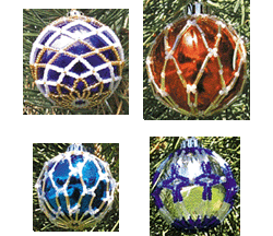 Christmas Ornament Covers