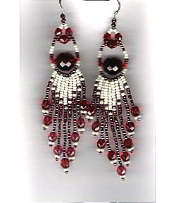 Fast and Showy Earrings