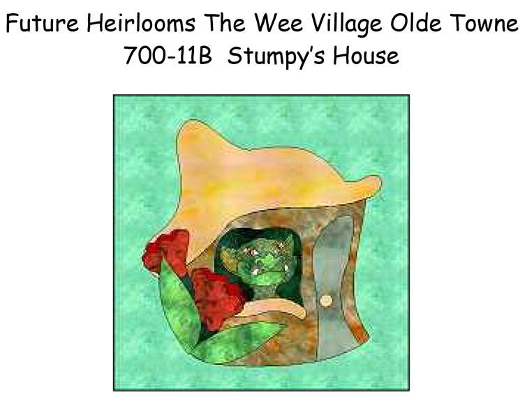 700-11B Stumpy's House