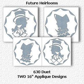 630 Duet - Two Designs!