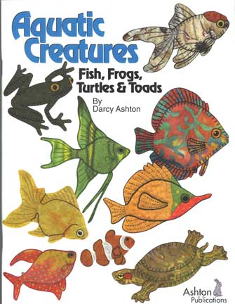 Aquatic Creatures (Book)