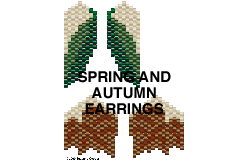 AUTUMN & SPRING EARRINGS