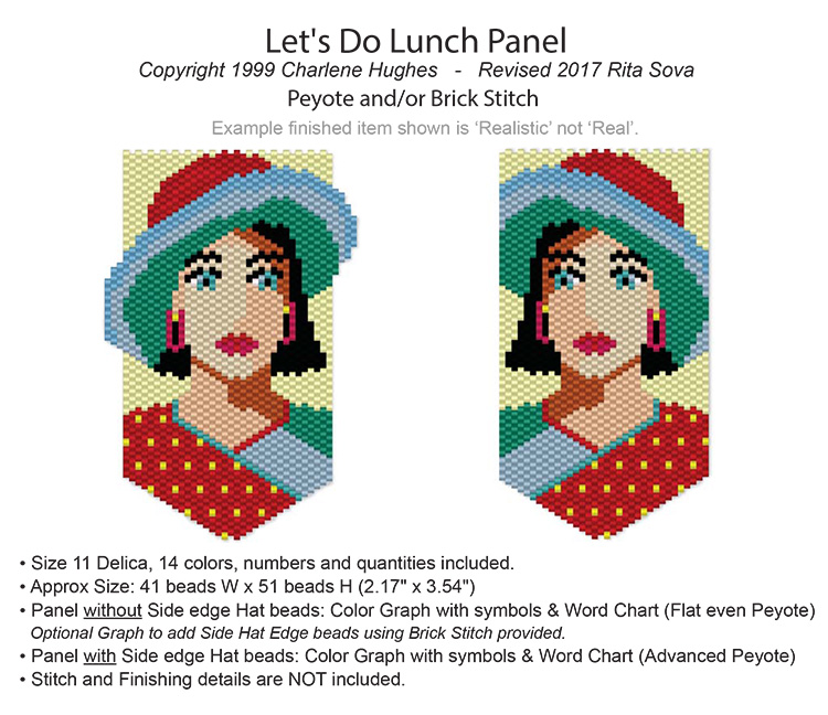 Let's Do Lunch Panel
