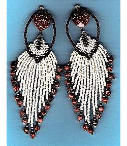 Visions of India Earrings