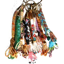 Key Ring or Tassel
