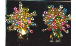 Fireworks Display Earrings