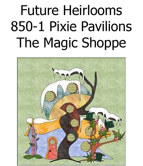 850-1 The Magic Shoppe