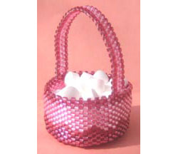 GIRLEY-GIRL MINIATURE BASKET