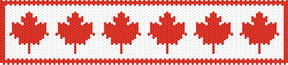 Maple Leaf Bracelet