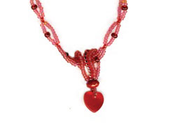 Loopy for Love Necklace