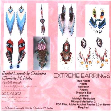 Extreme Earrings, E-Book (PDF Download)