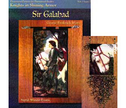 Knights in Shining Armor- Sir Galahad