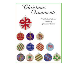 CHRISTMAS ORNAMENTS / SUNCATCHERS E-BOOK