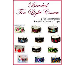 BEADED TEA LIGHT COVERS E-BOOK