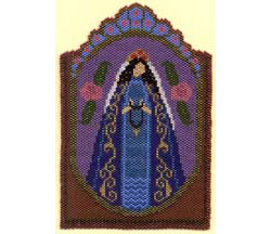 OUR LADY OF GUADALUPE RETABLO
