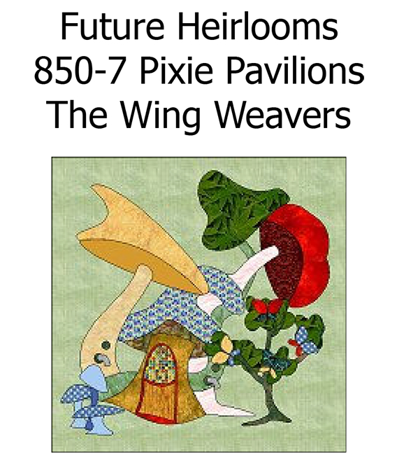 850-7 The Wing Weavers