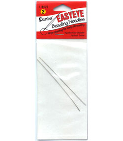 Easy Eye Beading Needles