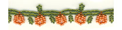 Pumpkin Patch Bracelet/Necklace