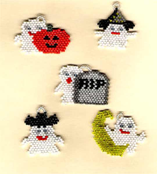 Gertie Ghostie's Gleeful Gang of Ghouls